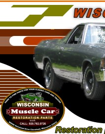 Central Wisconsin Muscle Car Parts